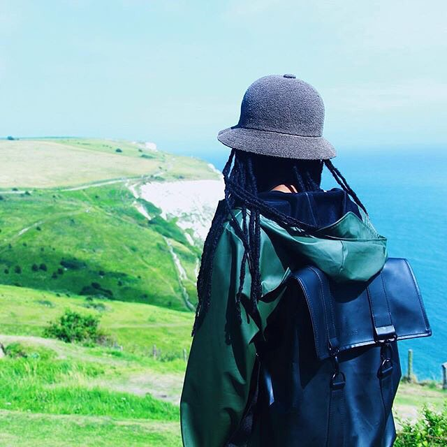 The #kangol tagged Instagram photo of the week is from @sannchia