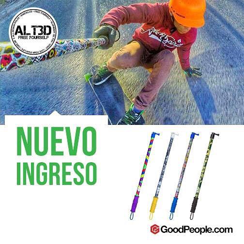 Encontranos tambien en las Tiendas de GoodPeople Argentina!!! #goodpeoplearg #goodpeople #alt3d #alt3dpole