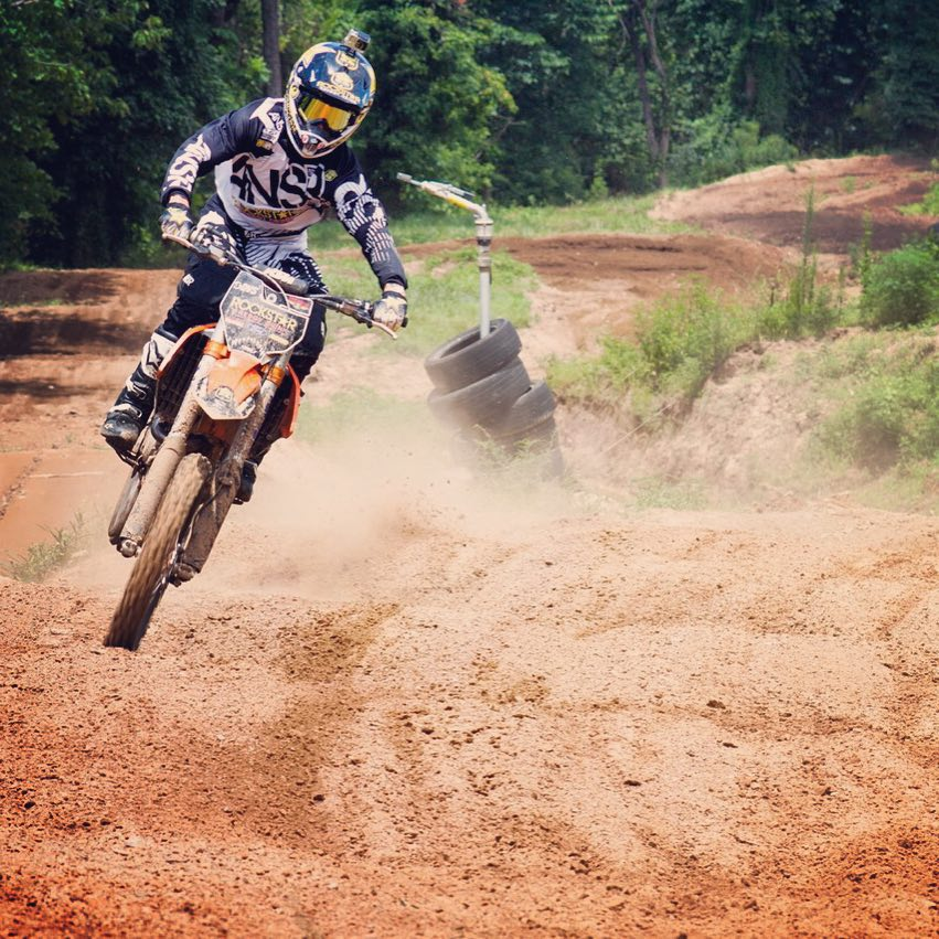 Cool shot @garrettberryhill took out at the #bennickcompound