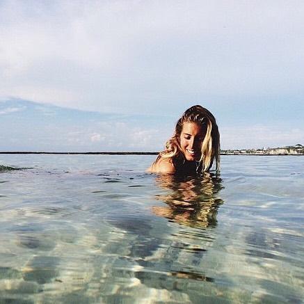 #miolagirls love sea air and salty hair ☀️