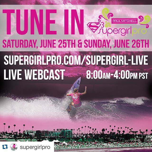 #Repost @supergirlpro with @repostapp. ・・・ Make sure to tune into the LIVE webcast to catch all the action from the @paulmitchellus @supergirlpro! #SupergirlPro