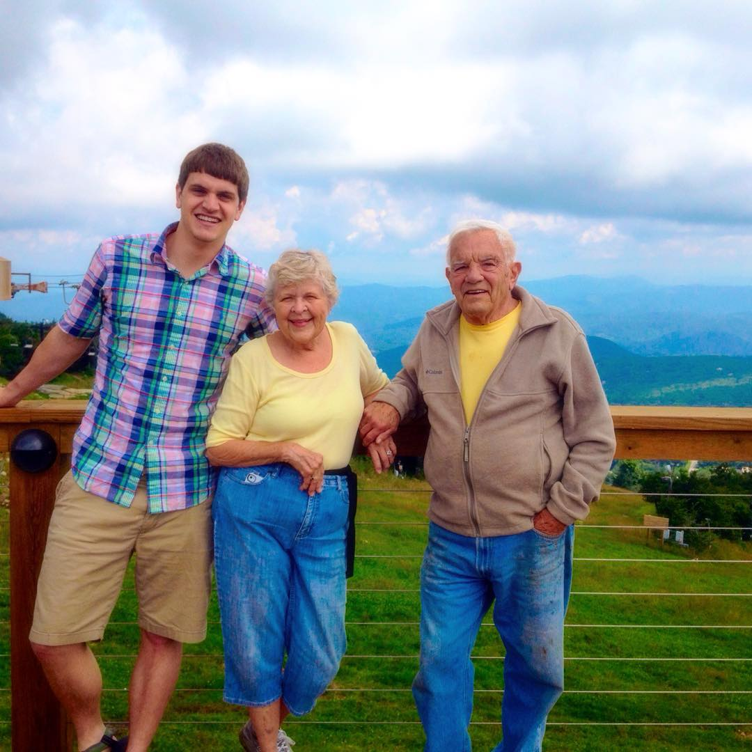 My grandparents can hike up mountains. What can your... o wait sorry that's low.