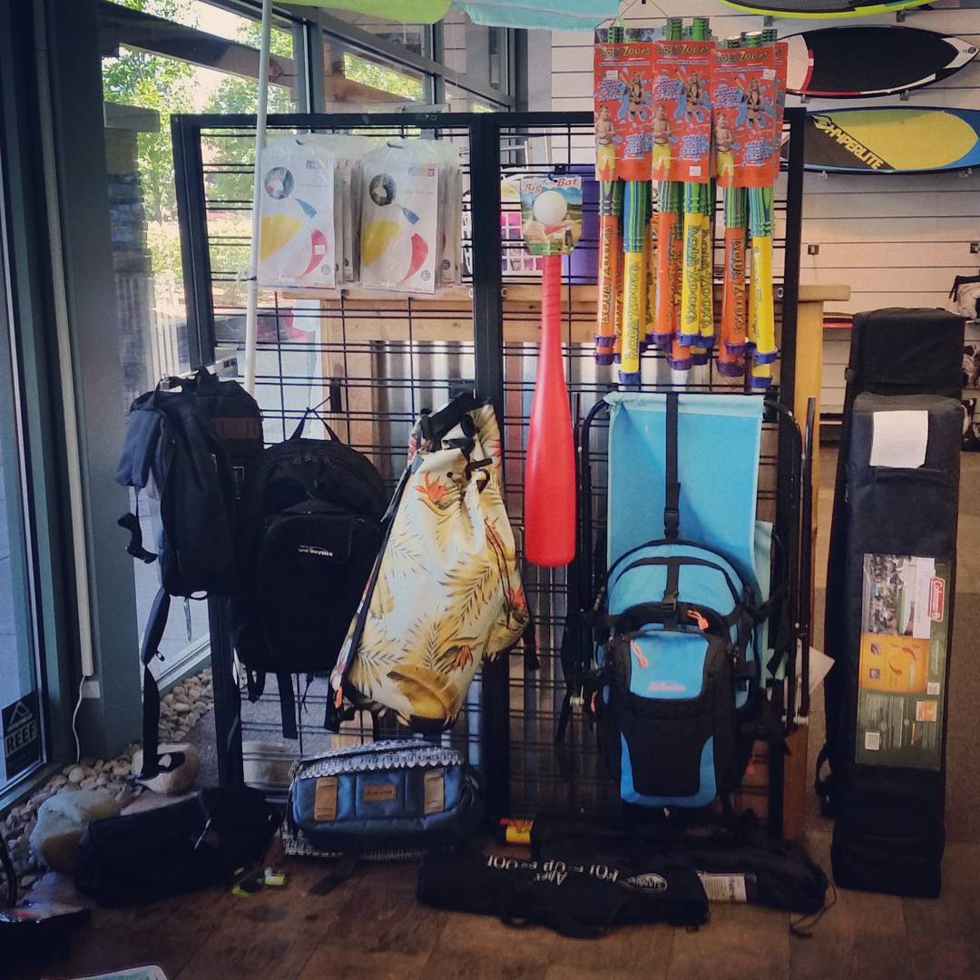 Stop at Tahoe Sports Ltd and get your Granite Rocx Backpack & Cooler before you #getoutside this #weekend.  #getoutdoors #takeittothepeak #takeittothelake #takeittothebeach #takeittothetrail #tahoesouth #backpacks #coolers #graniterocx