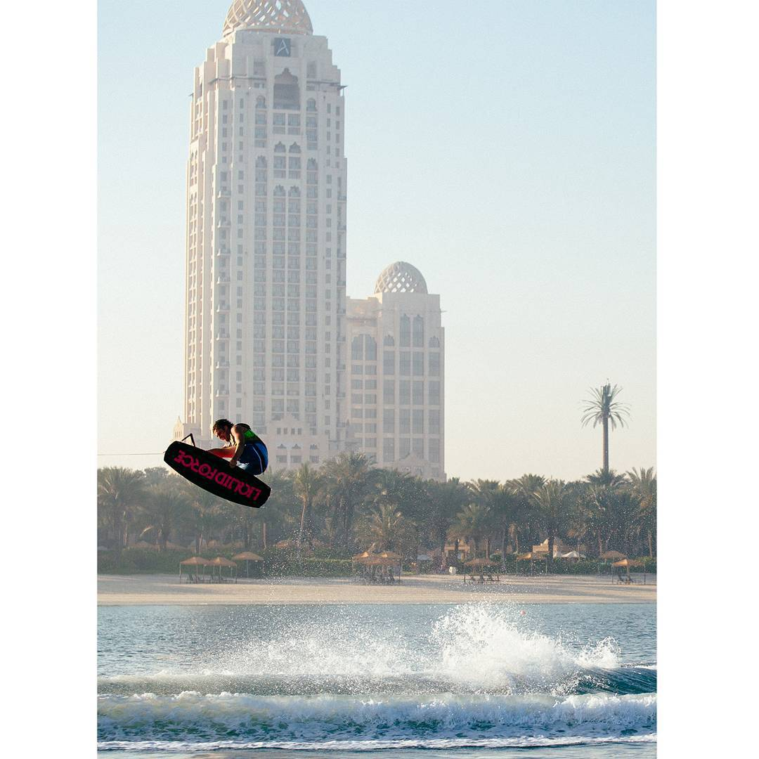 It's the weekend…  You should be wakeboarding!