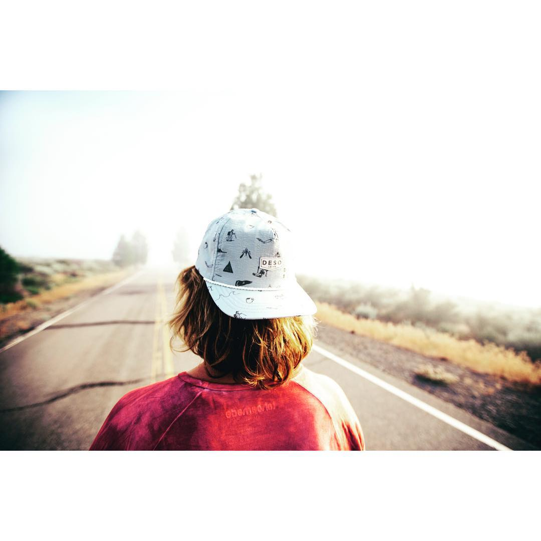The Wilder Ness cap. Made in CA.  @still.smiling_ by @maxrainoldi  _ #desolationsupply #itswayoutthere #DESO #madeinCA