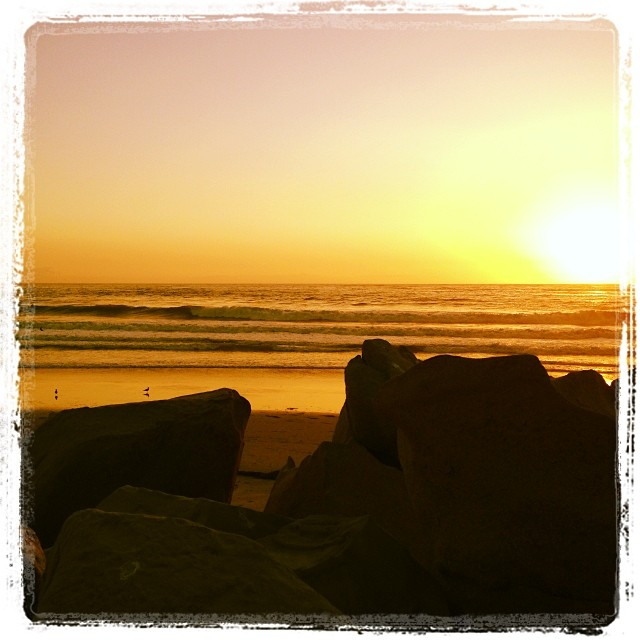 Super fun surf today, peaks everywhere in #ventura.