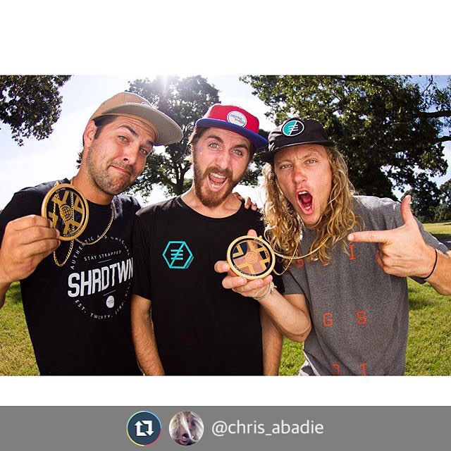 ICYMI: @chris_abadie earned #RealWake gold yesterday!  The 2015 Fan Favorite will be announced this afternoon.