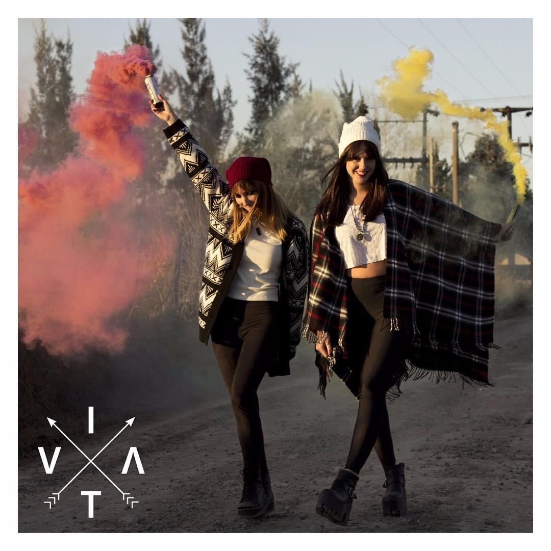 Mas adelantos de la última producción de #VITA con las mas lindas @sol.mullerr @iruzilber