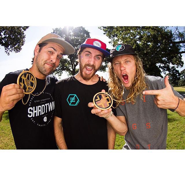 Congratulations @chris_abadie and the rest of the @shredtown crew on the @xgames gold in Real Wake!