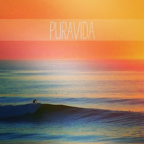 Buena semana y...PURA VIDA!! #puravida #maetuanis #followthesun