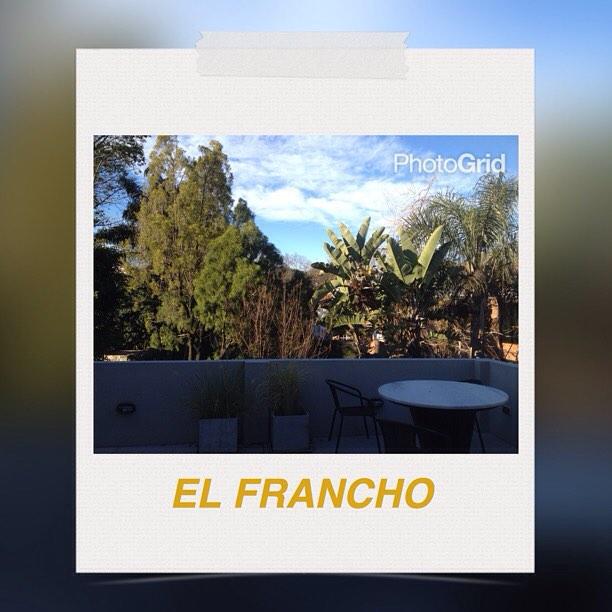 #ElFrancho