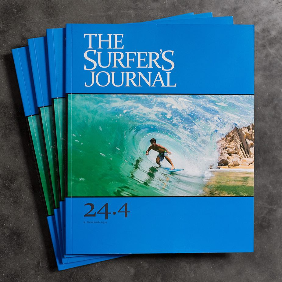 Mason Ho on the cover of the new issue of @surfersjournal. There's also an in-depth story about him inside the magazine by @thebitchycrab. Go pick it up at a surf shop.