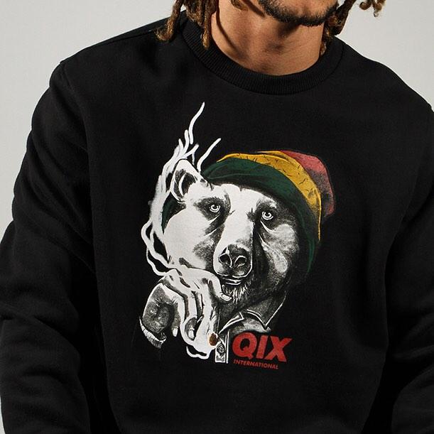 Garanta o seu moletom @QIXRoots Culture! Corre lá na Loja Virtual www.qixskateshop.com.br  #qix #qixroots #culture #roots #moletom #inverno #qixskateshop
