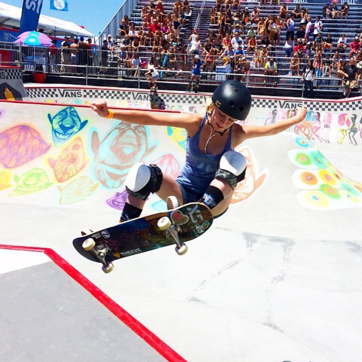 Tomorrow is the Van Doren Invitational! Check out the live webcast of the women's bowl contest at 3PM! So stoked!
