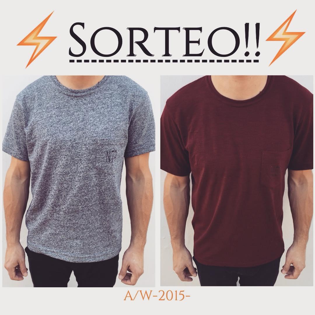 Participa de nuestro SORTEO para ganarte una remera de la nueva temporada Niveriana!