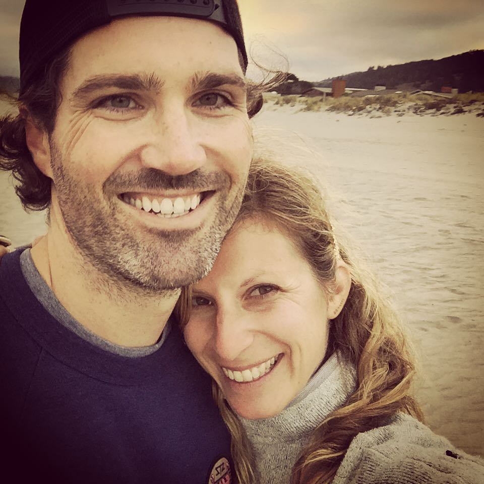 Cheesin' with @mcelberts #weekend #lategram #stinsonbeach #california #love