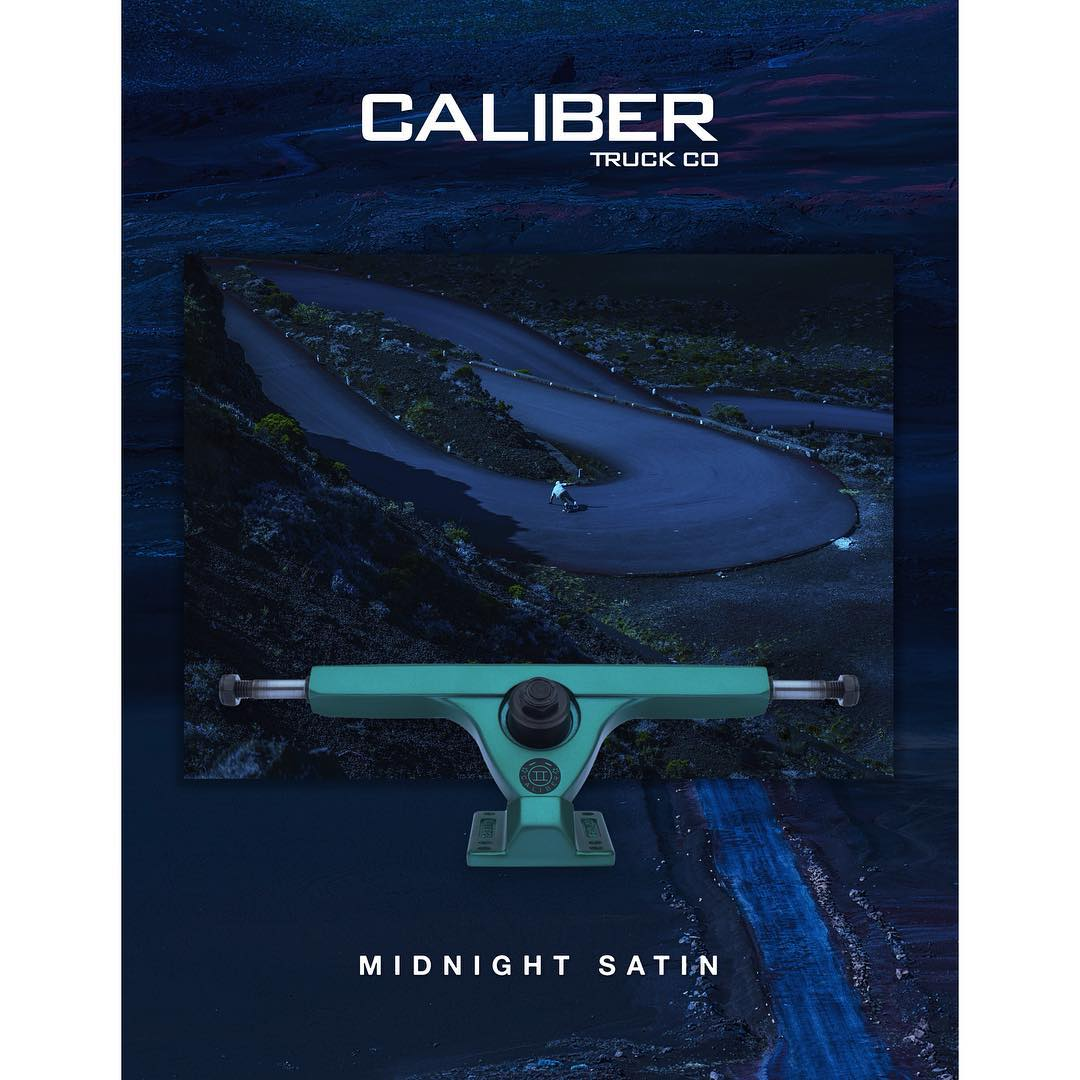 Next up in the #MidnightSatin color lineup is the Midnight Satin Green. They'll be coming in with 44 and 50 degrees, and will be available at your favorite retailer this week! #CaliberII #LaReunion #Sexy