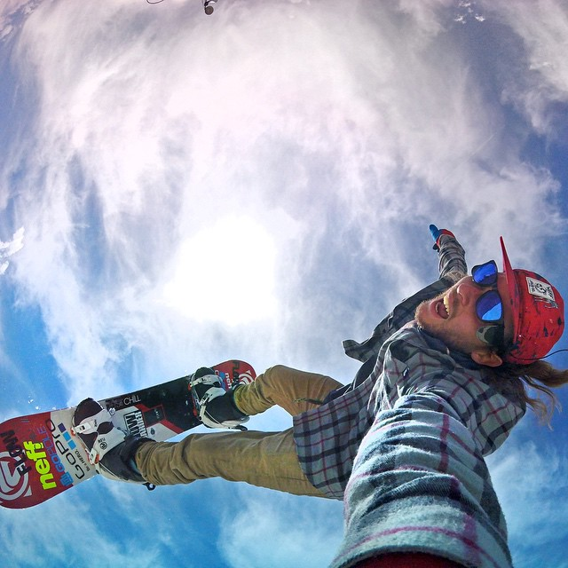 @timhumphreys back on his board for a quick summer session at @woodwardtahoe. GoPro HERO4 Session | Grenade Grip #gopro #HERO4Session #grenadegrip #woodwardtahoe #tahoe