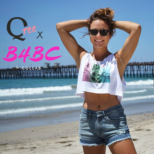 Show your support for B4BC!  We've teamed up with @QTeeShirts to bring you an amazing collection of tees, bags and shoes, with 20% of net proceeds from each purchase benefits Boarding for Breast Cancer's education, prevention and support programs.  3...