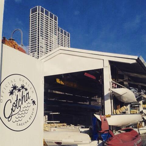 """Hermoso dia de #sol en #buenosaires!  No te pierdas de disfrutar de un dia de remada por #PuertoMadero, #SUP #KANOAHAWAIIANA #KAYAK y mas en """"PURO REMO"""" Yatch Club Pto. Madero sponsored by #Gotcha"""