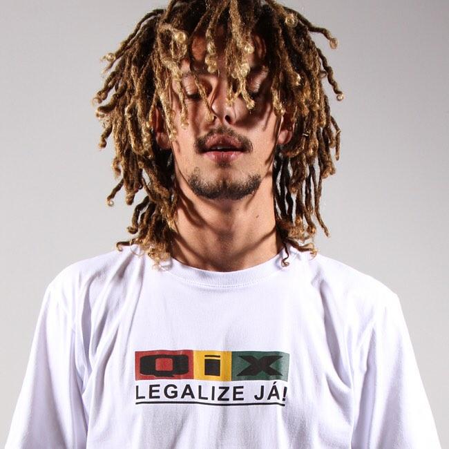 LEGALIZE JÁ!  As novas camisetas @QIXRoots Culture já estão à venda em nossa loja virtual. Confira em www.qixskateshop.com.br
