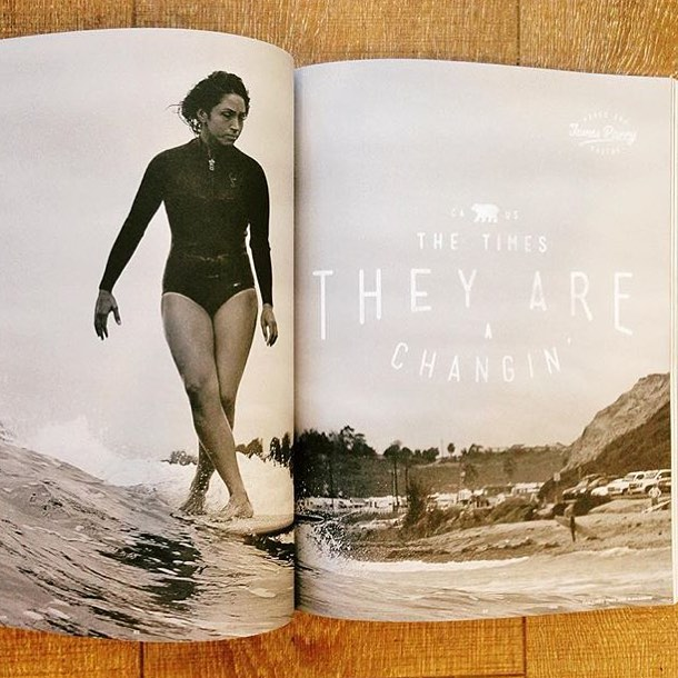 Sweet interview of our @melesaili in @wavelengthsurfmag shot by @jimmyjamesparry #seeacarmel #seeababes