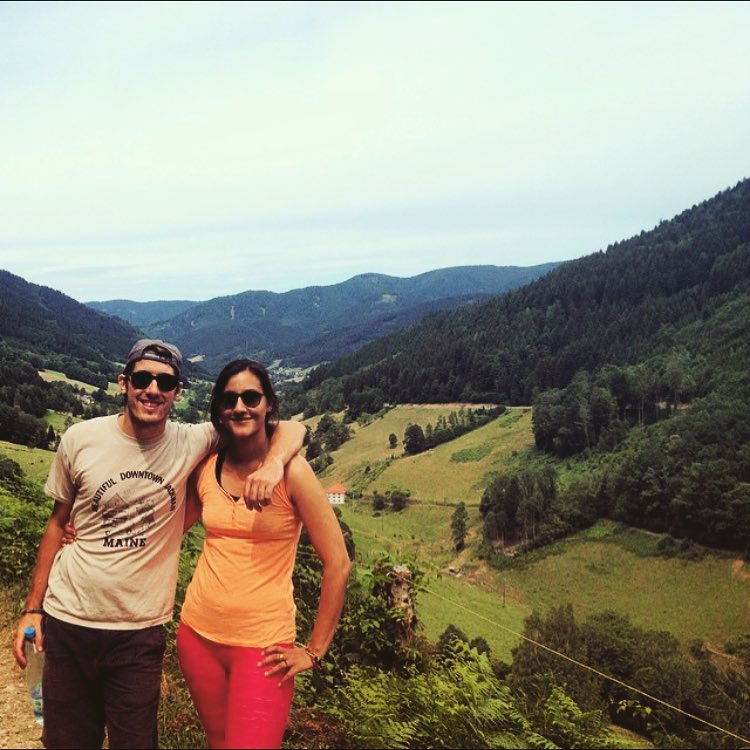 Exploring the black forest in #Germany #findthesun #waveborn #eurotrip