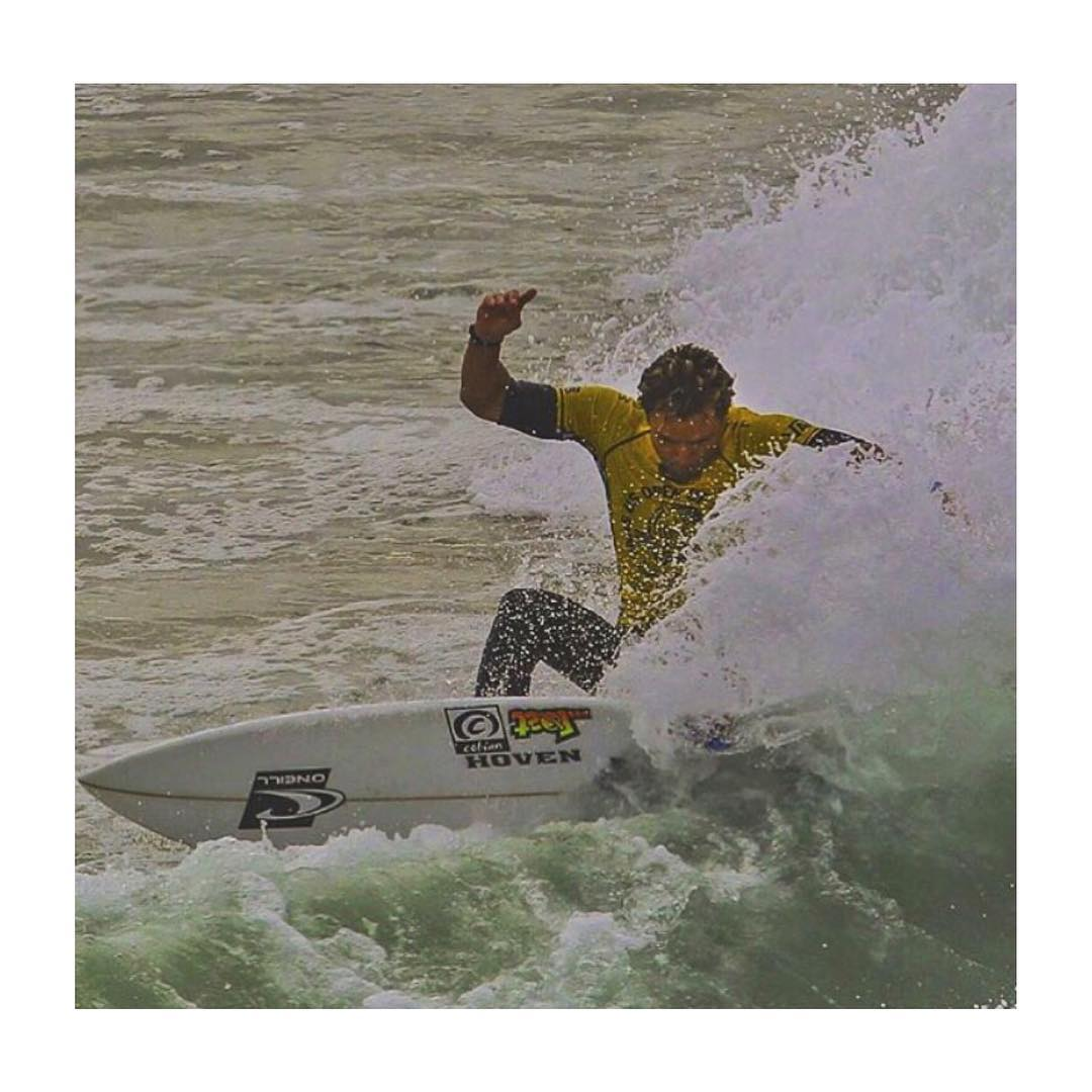 "If you're going to be at the VANS @usopenofsurf , be sure to check out San Clemente surfer ""Nasty"" Nate Yeomans (@bigdeluxe_ ) in his heat at 1pm. Make your amigos at Hoven proud!  @hovenvision @cobianfootwear @oneill  #hovenvision #proveit..."