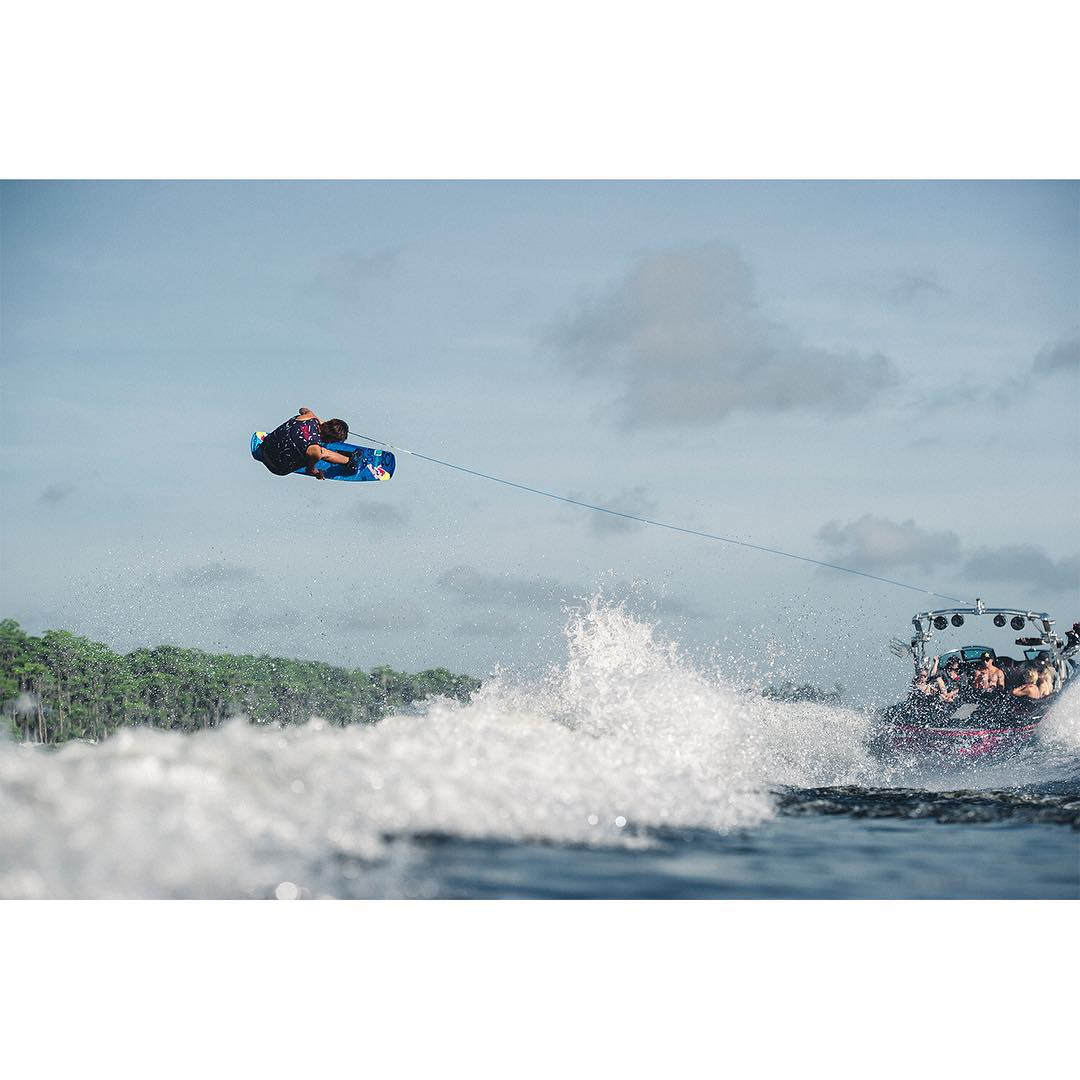 #MCThrowdown15 • Head-to-head wakeboard comp • Skifly world record attempt • @godfreyclan antics  It's goin' down Sat., Aug. 8 in Grand Rapids, Mich.