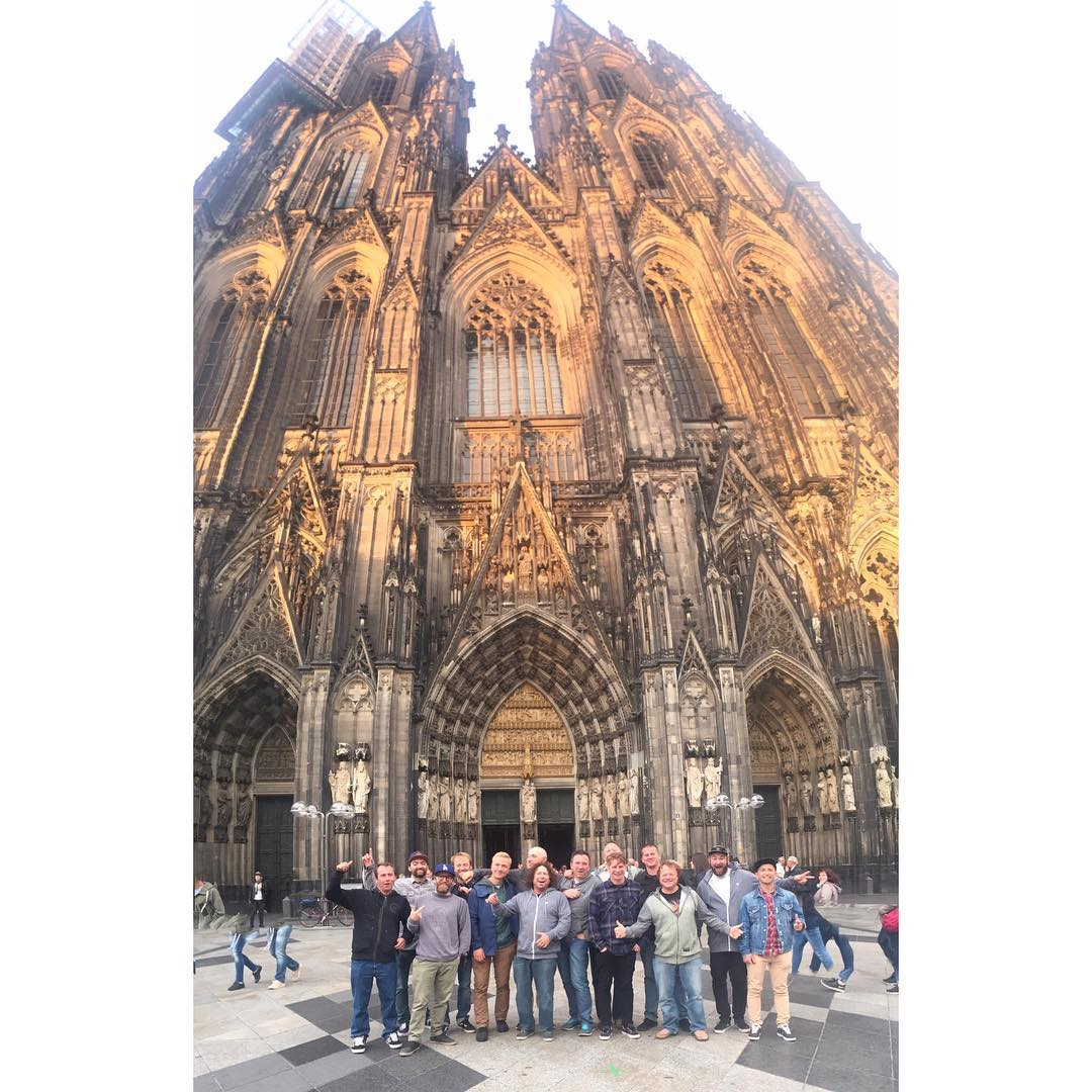 2016 LF European Sales Meetings are a wrap!  Till next time Cologne!  #21stBirthday #LFnAwesome