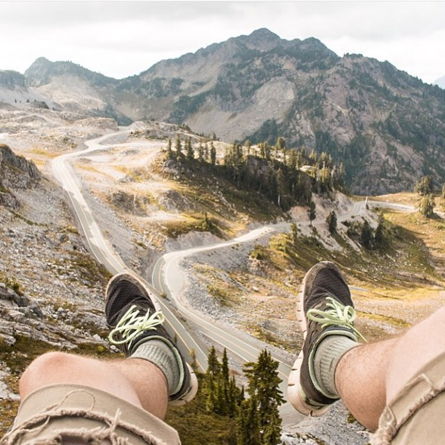 Nothing ventured, nothing gained. Photo: @inthetrees_ #disidual #disiduallivin #brokeandstoked #distinctindividuals