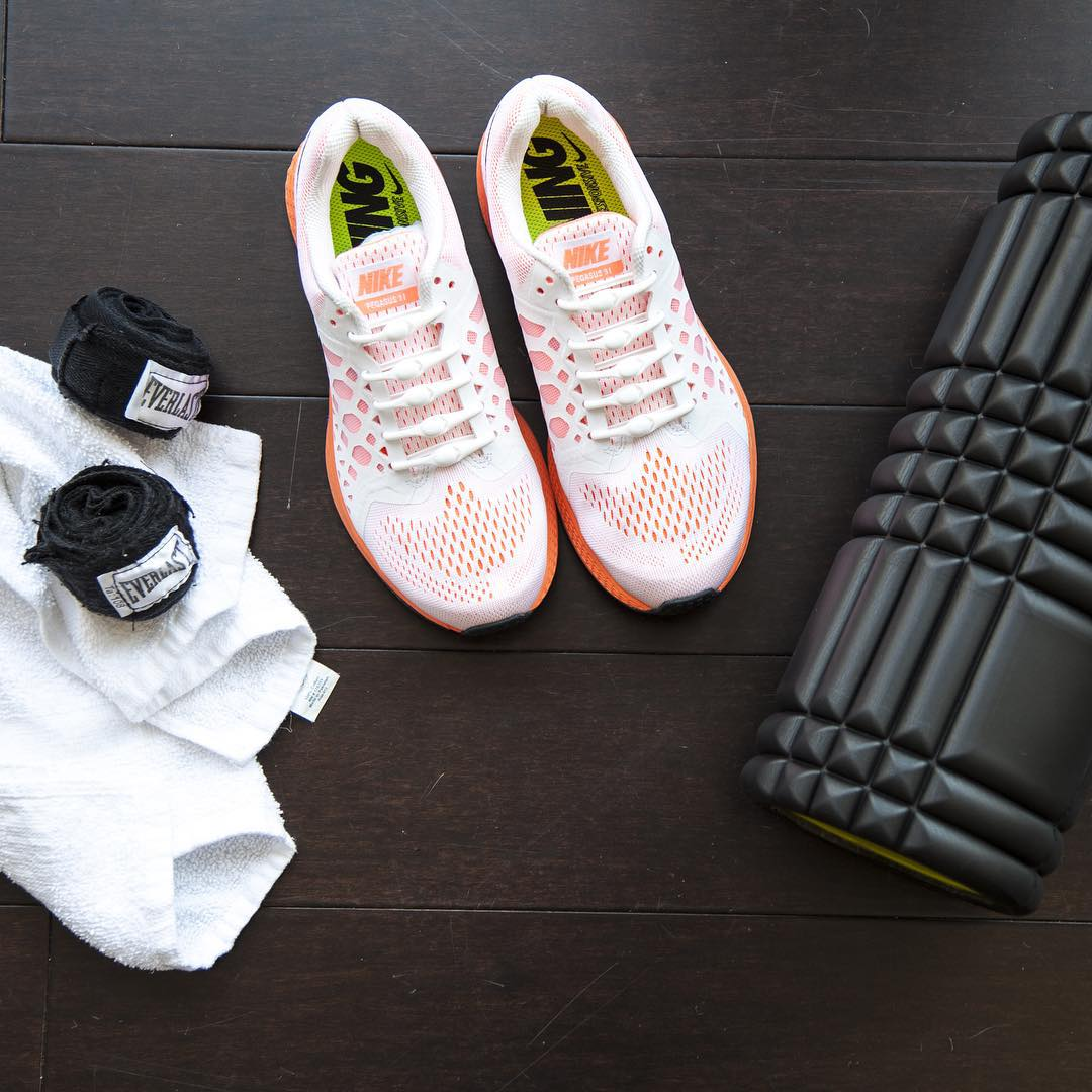 What's in your gym bag? #ReplaceTheLace