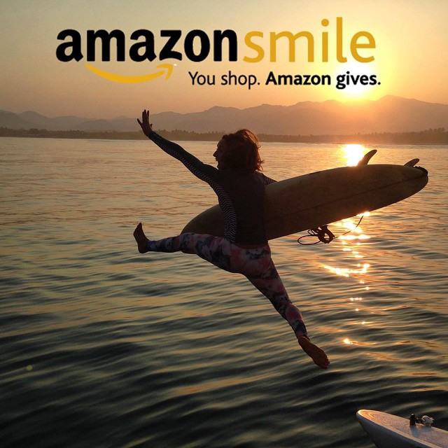 We're on #AmazonSmile! 0.5% of eligible purchases will be donated to ASC, in support of our mission to drive conservation around the globe, one #adventure at a time.  Save the world while you shop!