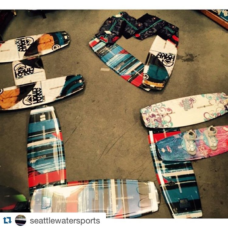 #Repost @seattlewatersports ・・・ I