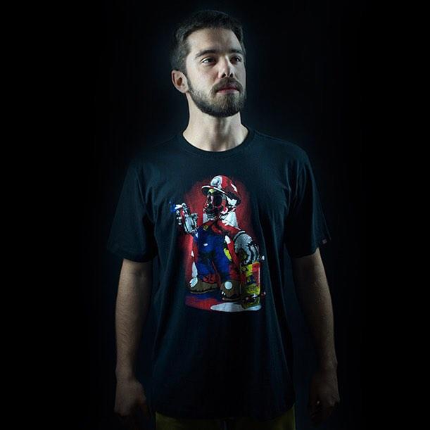 Camiseta #QIX é pra quem curte tá no naipe. Quem aí está querendo a sua? Compre agora mesmo na QIX SKATE SHOP www.qixskateshop.com.br