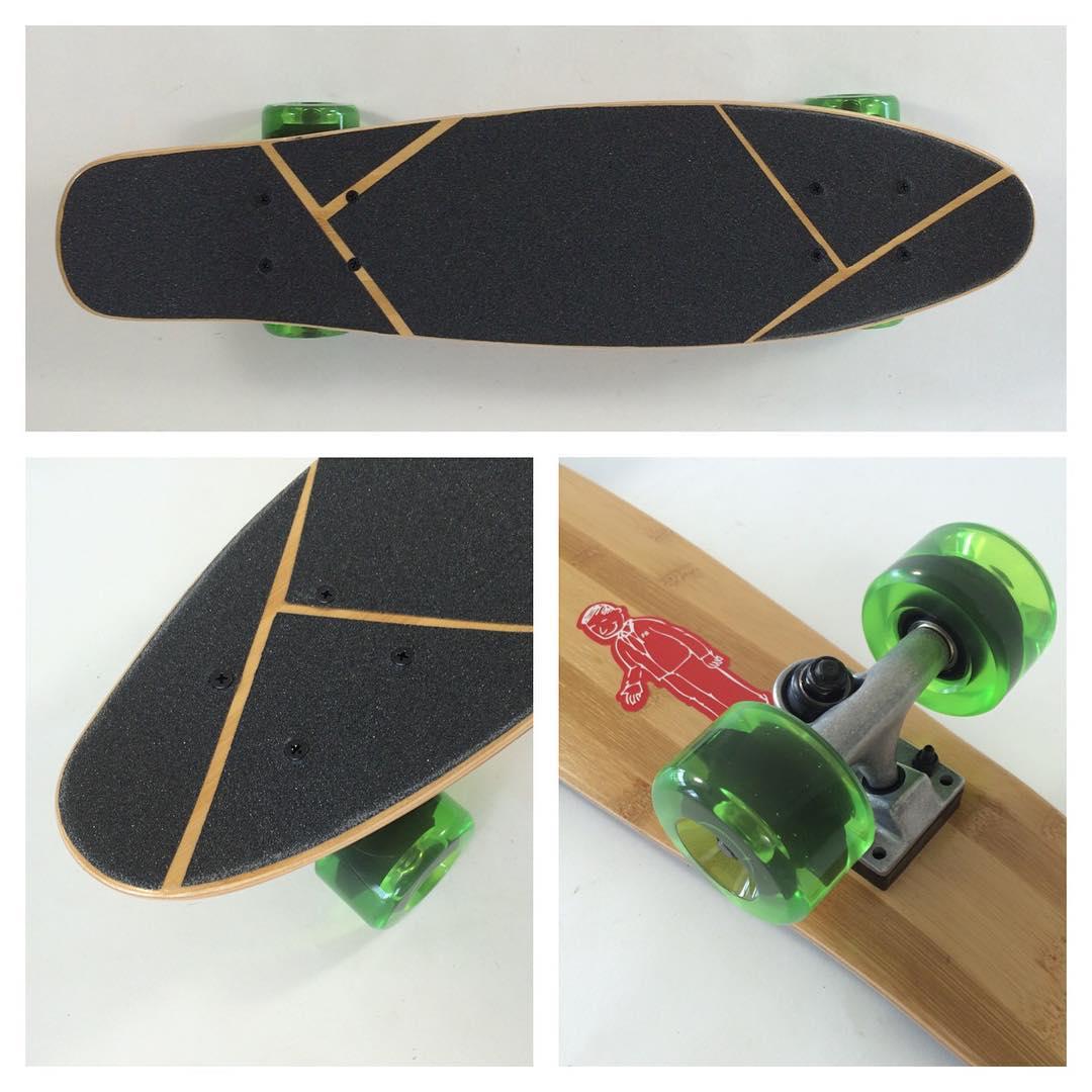 #custom #bamboo #penny #killer #cruiser #skateboard #skateboarding #skatelife #cruiserlife #pennyboards #wood #getbuck #summer #beachlife #skateshops #longboarding #concretwave #live #love #life #smallbusiness #thankyouskateboarding