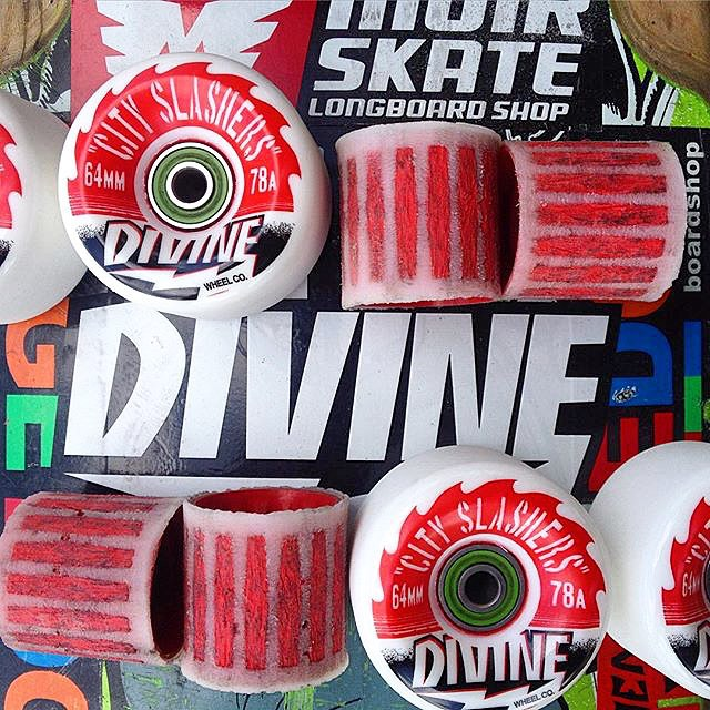 Down to the core, @shred.slc won some wheels (as well as some other swag) recently. Looks like he enjoyed his 78a #Berserkers. Nice work.