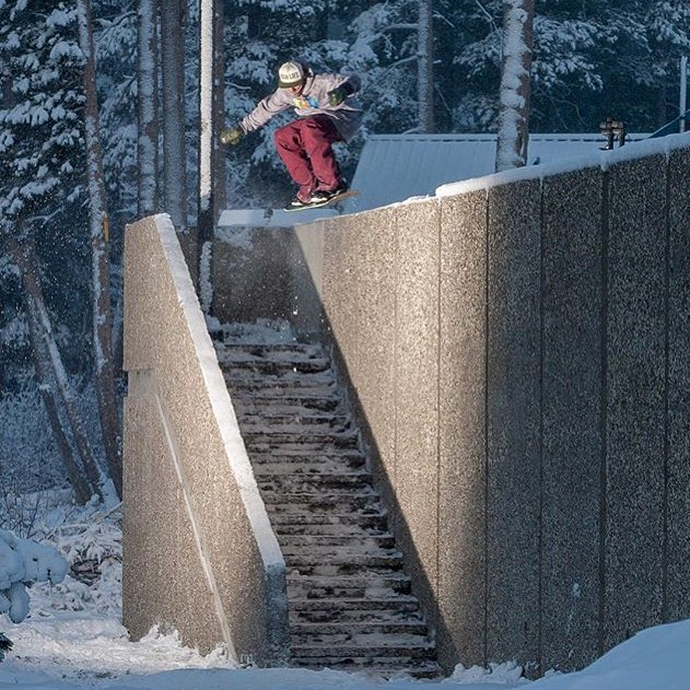 Regram from @twsnow @_swells_  #tahoe #Hooligan |#ForRidersByRiders |#handmadeUSA | #weareOK