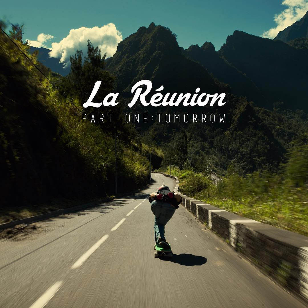 Part One of the #LaReunion series drops tomorrow! Don't miss it! #calibertrucks #midnightsatin #caliberII