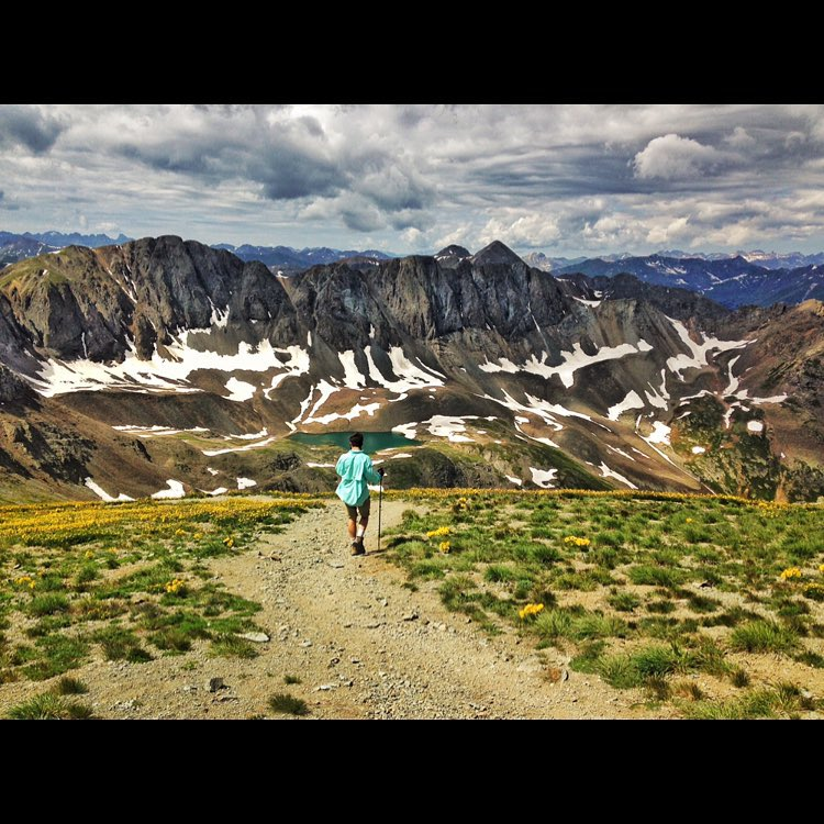 #PHGB team member @ryrosseros has been on the road for the past 10 days, we're excited to have him back in the office || He started hiking in the mining town of Ouray, then over Engineers Pass, over Cinnamon Pass, onto to Handies Peak 14,048 ||...