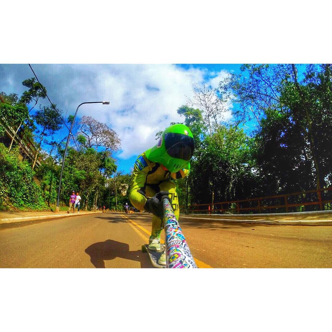 Buenisima foto de  @sebadito con #alt3Dpole modelo #mexicanskull