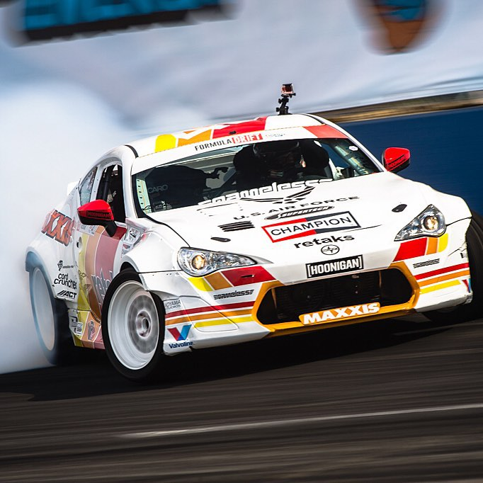 Our dude @ryantuerck slaying the bank at #FDSEA last weekend! If you're in Atlanta this Saturday, make sure to catch Ryan at Atlanta Motor Speedway for @streetdriventour! #tbt #tuerckemall