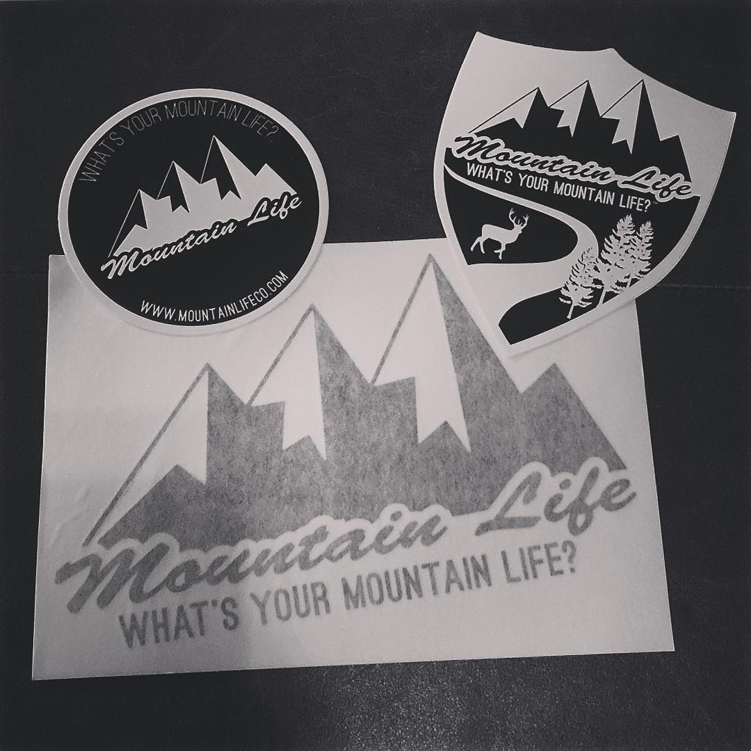 We want to give some #decals away! Tag three friends and tag us in your photo or video showing us your #MountainLife winner will be chosen tomorrow! #vail2015 #minturn #montana #jacksonhole #telluride #breckenridge #steamboat #beavercreek #MountainLife...