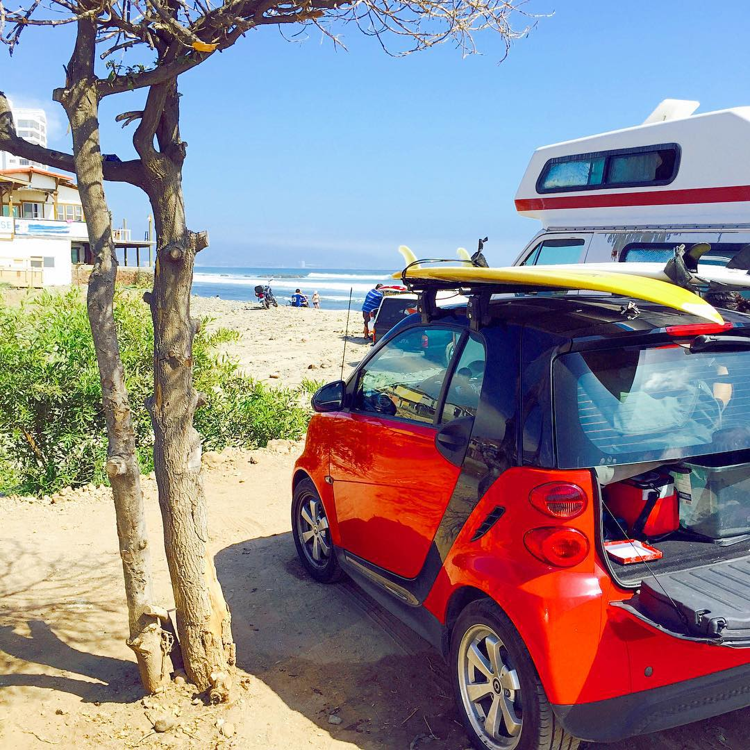 you deserve an #adventure  #happyfriday #explore #surf #waves #sun #fun #mexico #getoutside #travel #surfleggings #beach #surfcar #travelingpants #OKIINO OKIINO.com