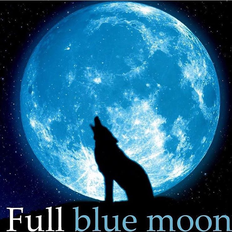 What do you indulge in every Blue Moon?