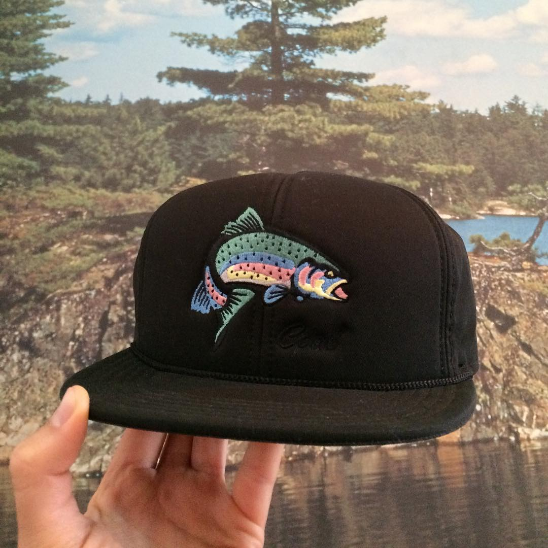 It's Friday so we're bringing you another #coalheadwear weekend hat pick. You can catch us in the rivers, streams, and lakes wearing The Wilderness.
