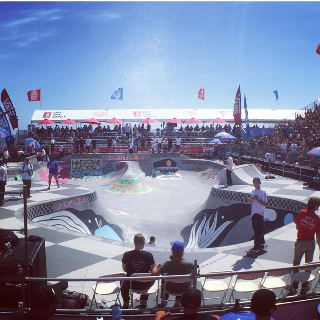 Psyched for this to go down today⚡️ #vandoreninvitational finals