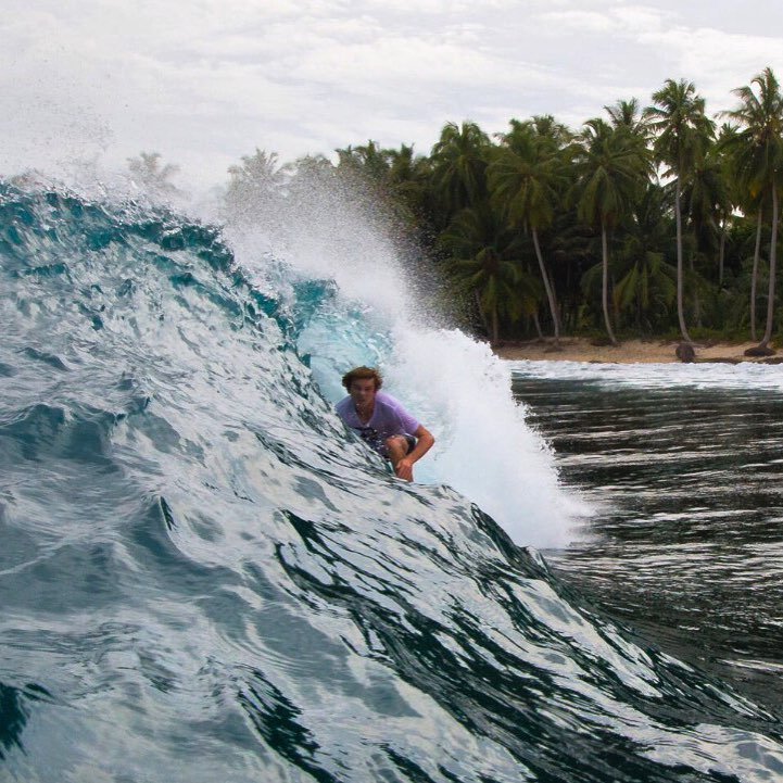 @_sammyjohnson on his recent trip to Indo PC @ironstringphoto #lovematuse #ckth