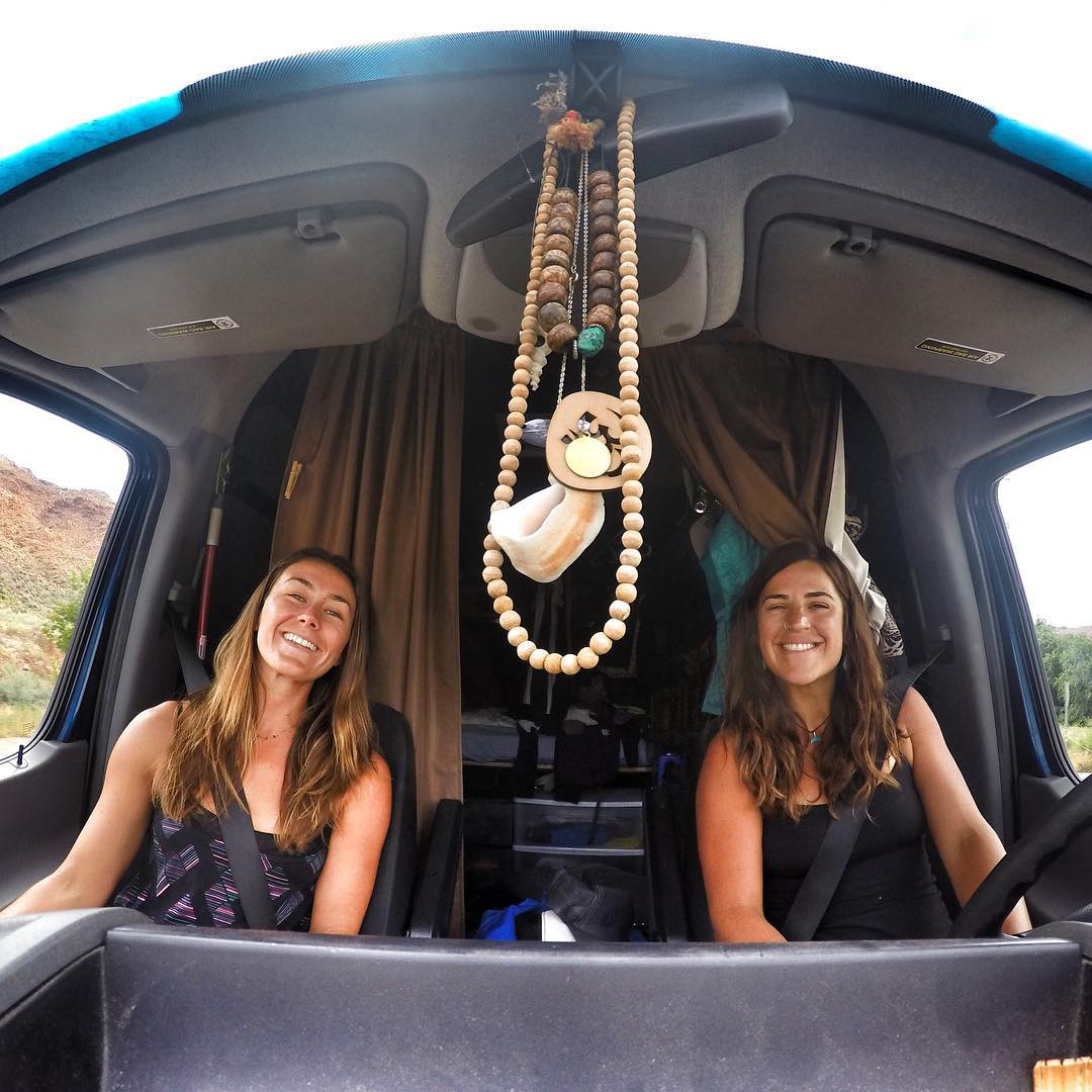 On the road again...next stop? Cool-or-rad-bro! @sehsa #vanlife #sprinter @gopro #gopro #GoProGirls #adventure