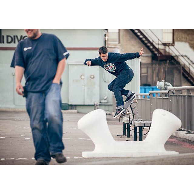 The Newest addition to the Element Family, @MasonSilva >>> Back Smith - SF, CA >>> Photo by #ElementAdvocate #briangaberman